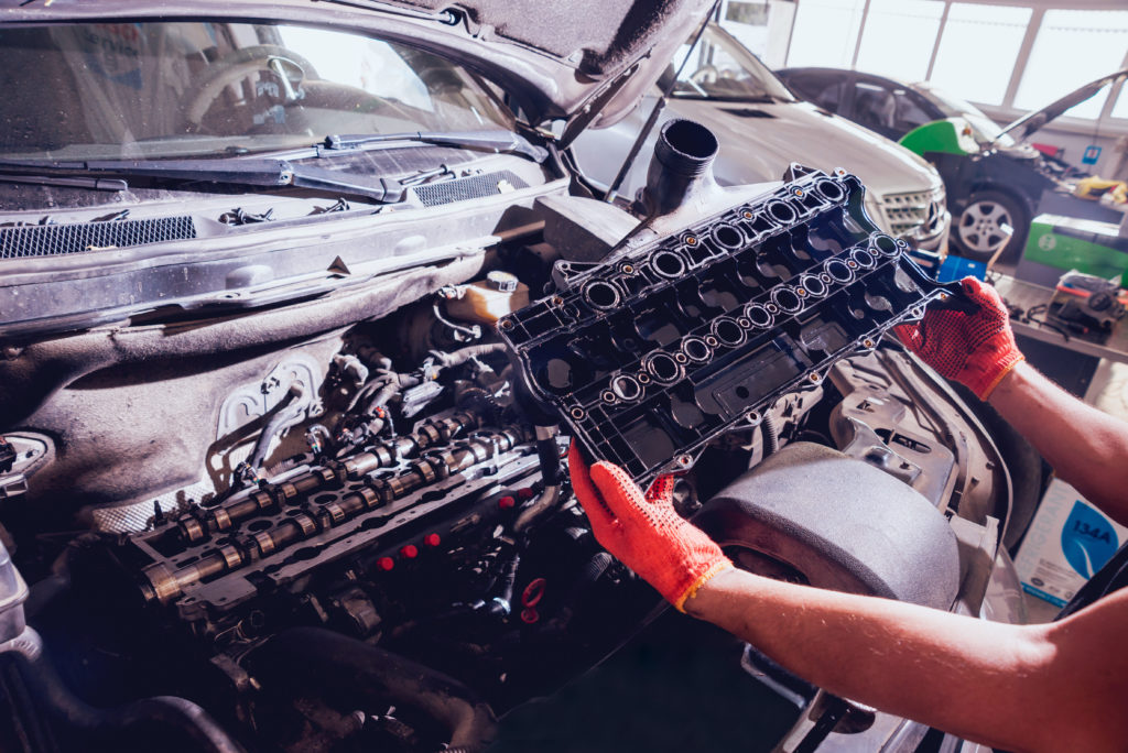 riparazione testate motori