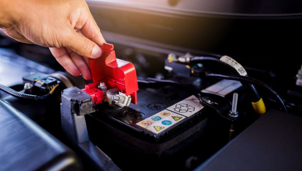Sostituzione Batteria auto
